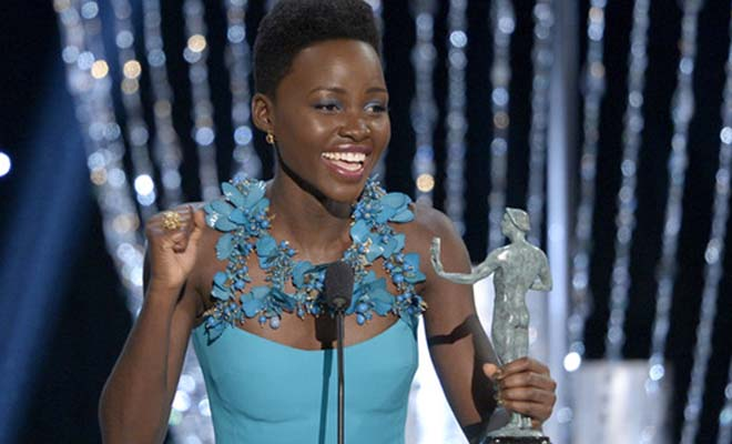 "You Won't Believe What ""12 Years a Slave"" Star Says about Beauty"