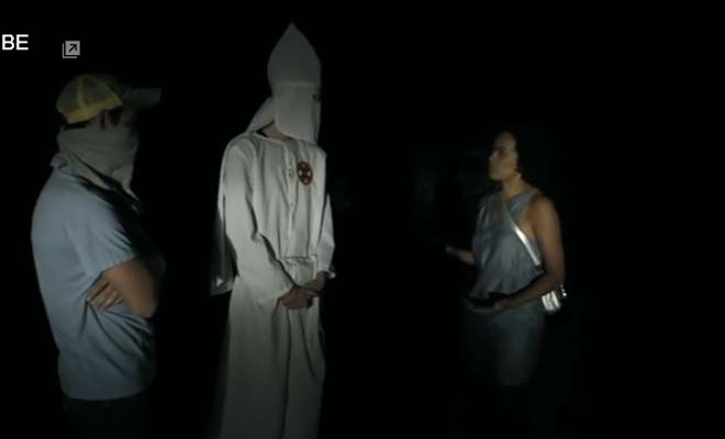 Watch How This Black Lady Talked To KKK Members And Neo-Nazis Face-To-Face