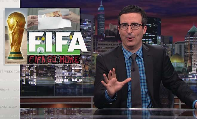 Excellent Explanation Of The Problems Of FIFA coming up to the 2014 World Cup.