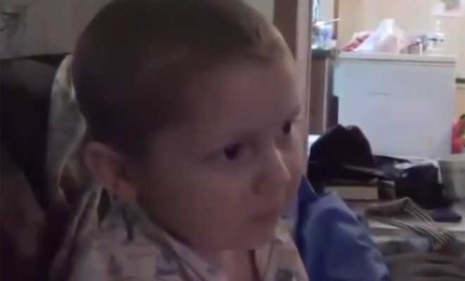 This Amazing 4-Year-Old Boy Describes Heaven To His Mommy Before Tragically Passing Away. God Bless His Soul!