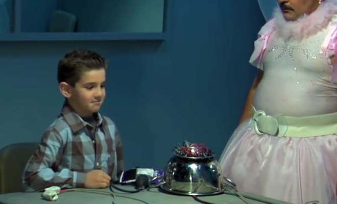 Fake Lie Detector Test May Get This 7-Year Old Arrested