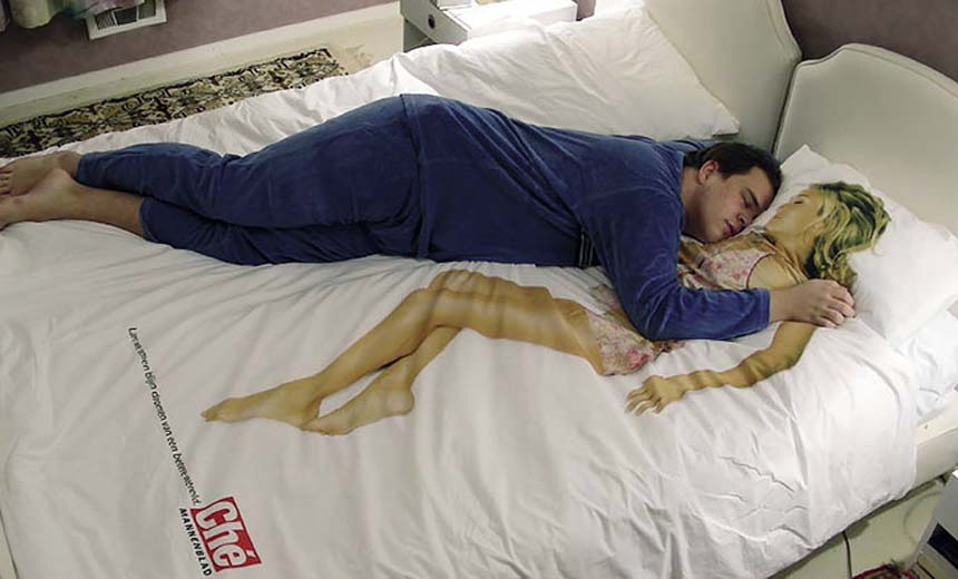 These Magnificently Creative Bed Covers Will Make You Think Differently About Sleeping. #10 Is Hilarious!