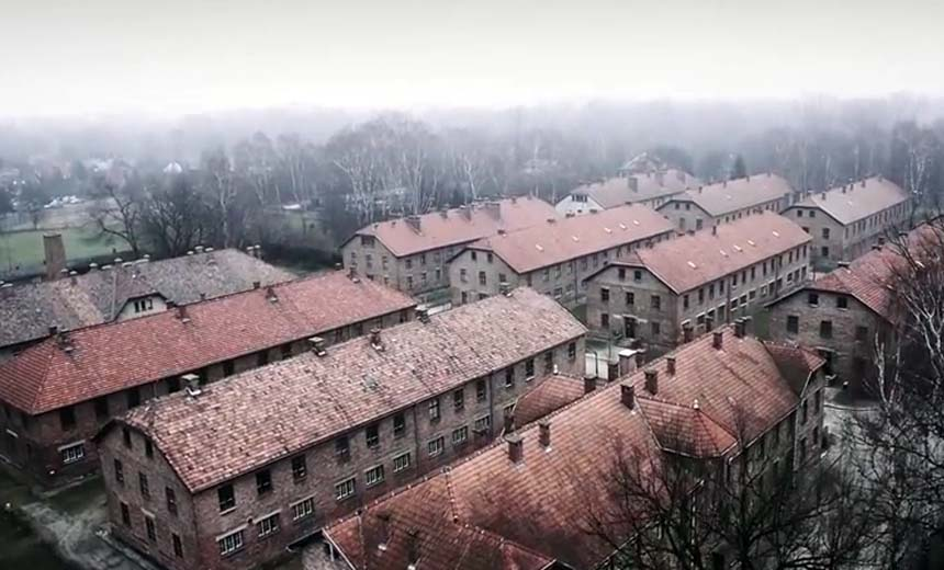 BBC Drone Gives World A Never Before Seen View of Auschwitz Death Camp. You Don't Want to Miss This Harrowing Video.