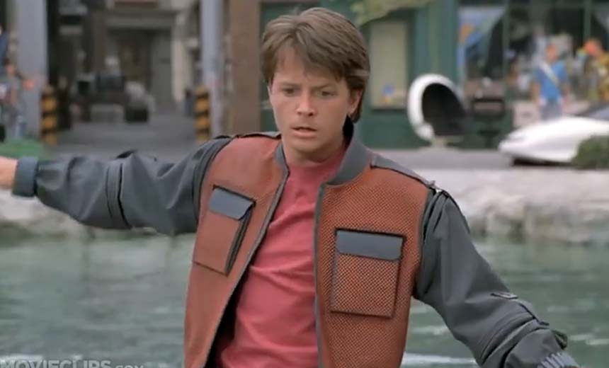 "You've got to See This List of Crazy Things ""Back to the Future"" Predicted for 2015!"