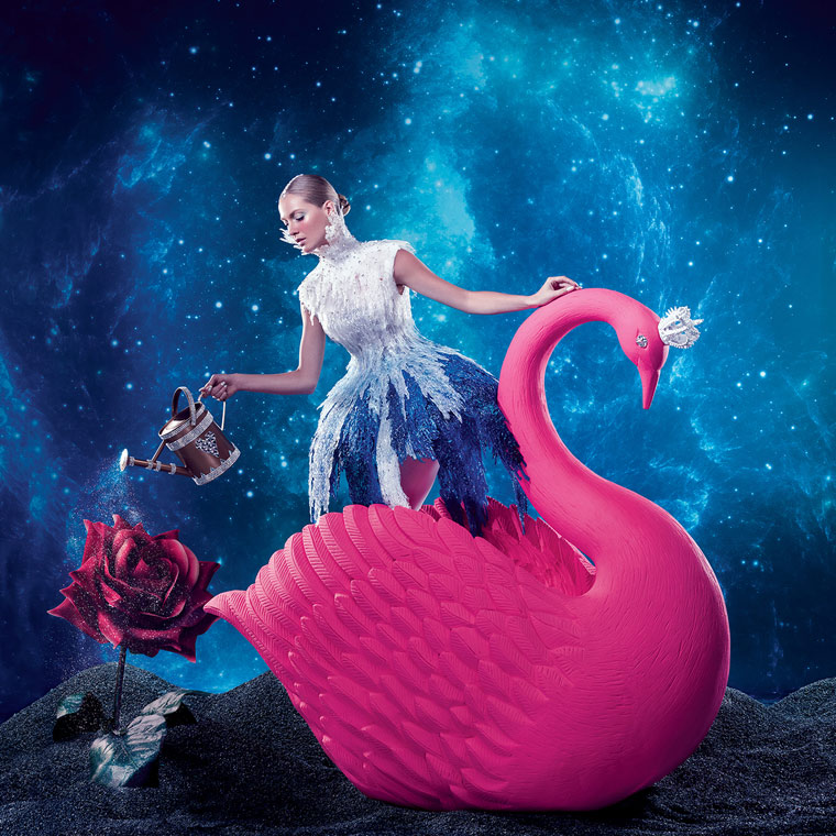 You'll Be Surprised How Splash Calendar 2015 Takes On Zodiac And Fashion–Together!