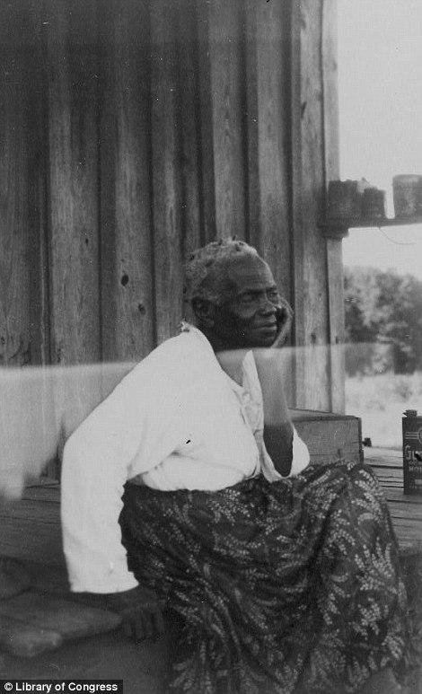 American Slavery: Never-Before-Seen Photos of Former Enslaved Blacks