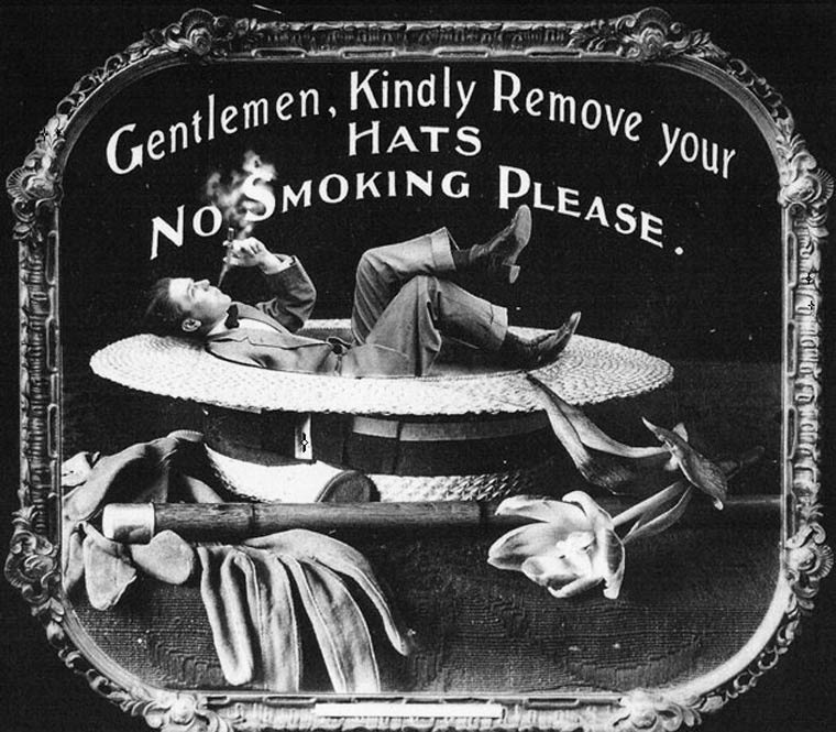 Funny Movie Announcements from 1910—for Silent Films