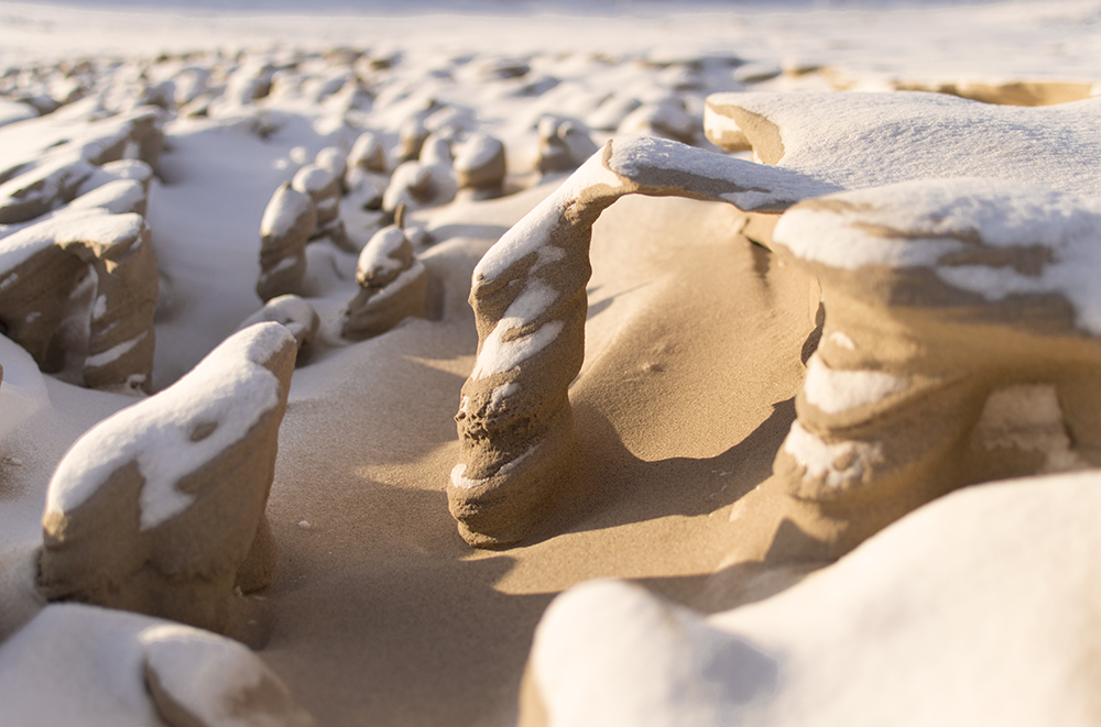 Nature Has Sand Sculpting Talents That You Just Will Not Believe—See the Photos Here!