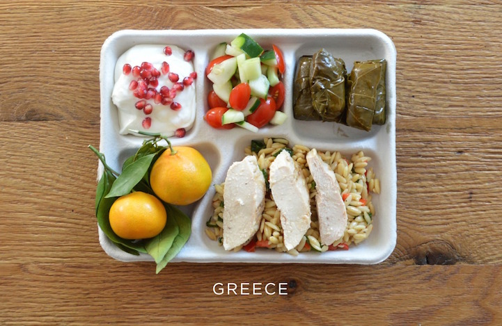You'll Be Very Surprised By These Photos Of School Lunches From Around The World!