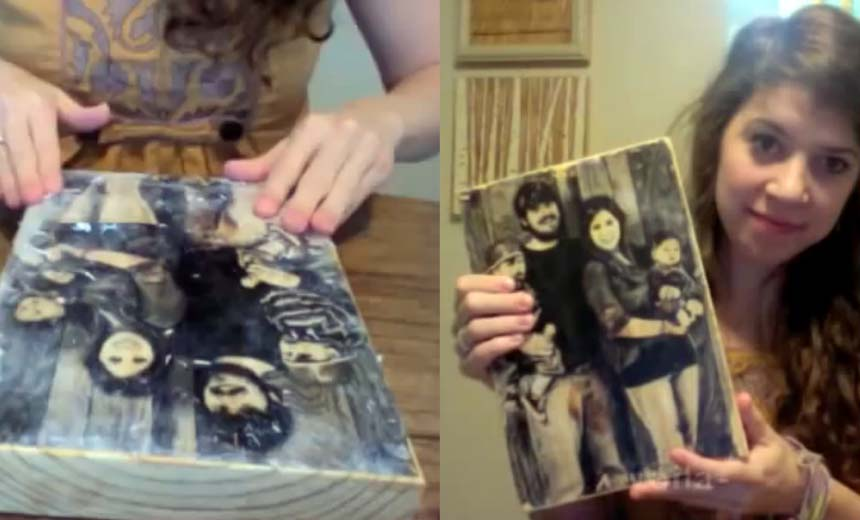 Life Hacks: Immortalize Your Photos in Wood. Don't Miss Out On This Epic Life Hack!