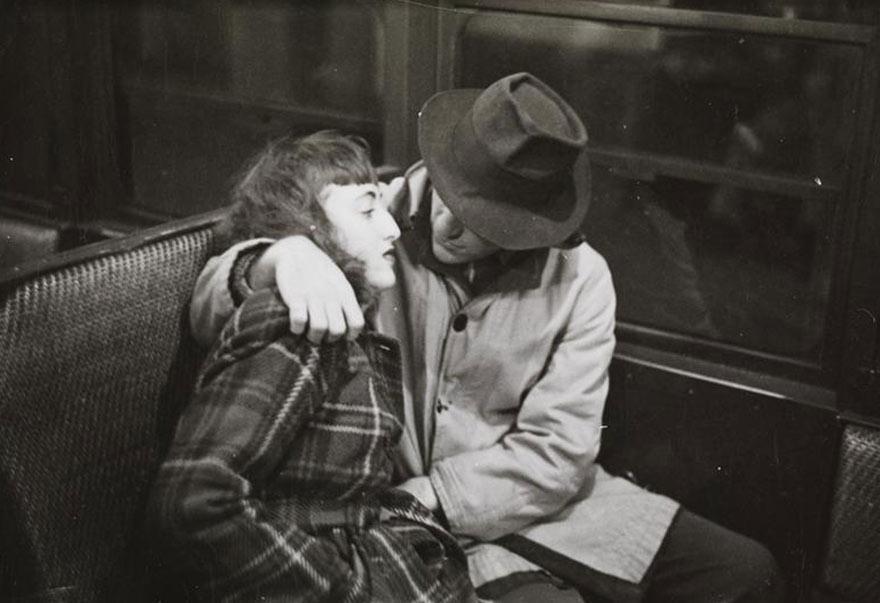 1946 New York Subway Photos: Stanley Kubrick's Life Prior to Film Directing