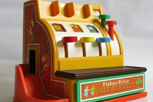 If You Were A Preschooler In The 80s, You Might Remember These Classic Toys.