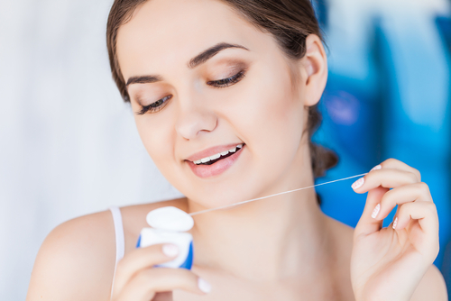 Teeth Whitening Floss