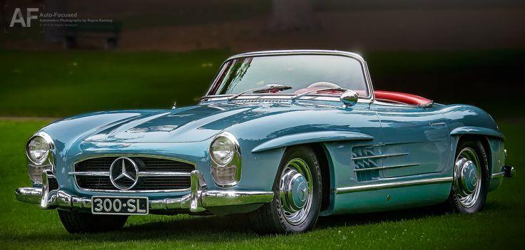 1957-1963 Mercedes Benz 300SL Roadster