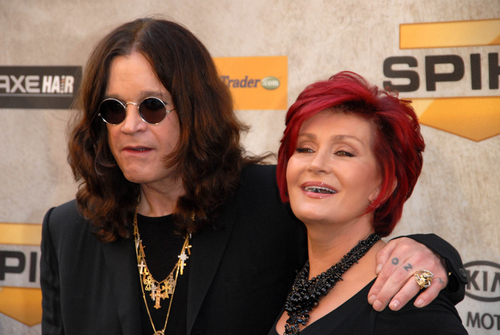 Sharon Osbourne Gets Emotional Discussing Ozzy's Sex Addiction and Marriage