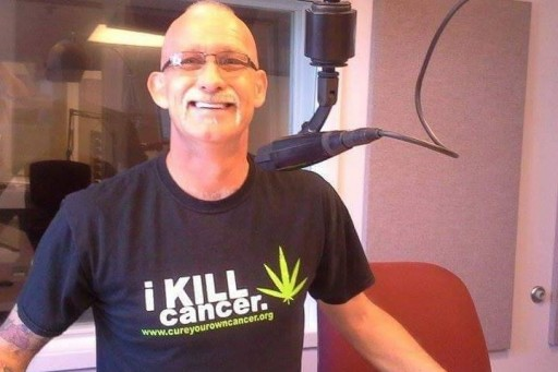 Man Claims Cannabis Oil Cured His 'Incurable' Cancer