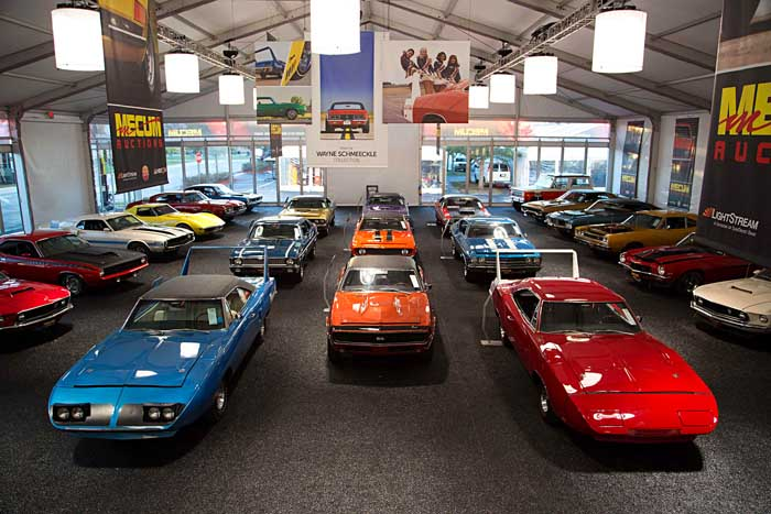 The 11 Most Awesome Car Collectors In The World Daily Spikes