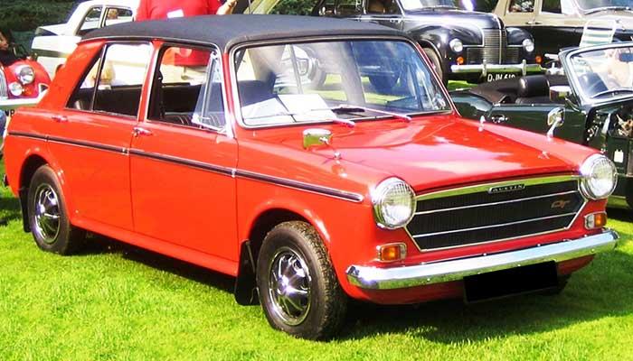 Austin 1100 1300