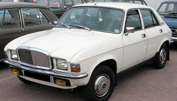 Austin Allegro - 1979 Vanden Plas