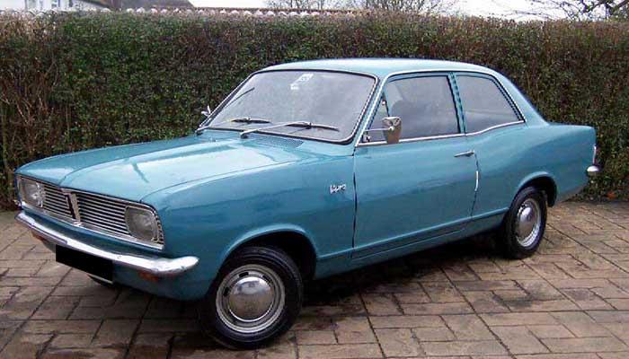 Vauxhall Viva 1200HB