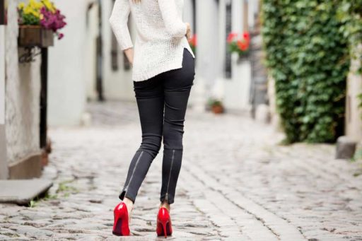 7 Style Solutions: How to Wear Leggings Over 40, 50, or 60