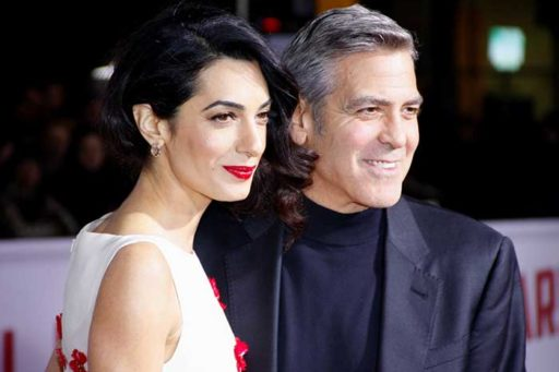 George Clooney and Wife Donate $10,000 to Dog Charity and Raise Nine Dogs
