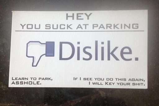 25 Most Hilarious Windshield Notes You Have to See